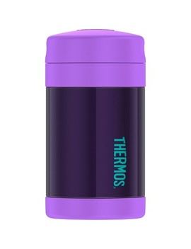 Thermos 16oz Fu Ntainer Food Jar With Spoon   Purple by Thermos