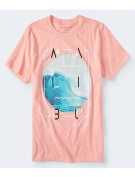 Malibu Wave Graphic Tee by Aeropostale