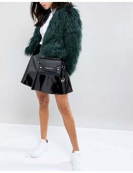 Versace Jeans Foldover Crossbody Bag by Versace