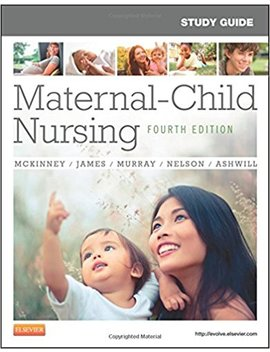 Study Guide For Maternal Child Nursing, 4e by Amazon