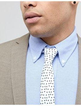 Jack & Jones Printed Tie by Jack & Jones