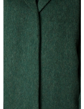 Wool &Amp; Mohair Blend Long Coat by & Other Stories