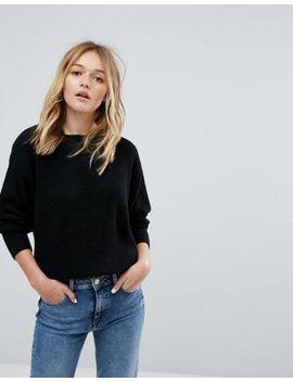 Pull&Bear Longline Slouchy Sweater by Pull&Bear