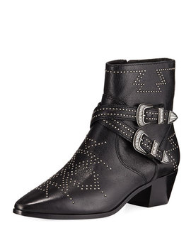 Ellen Deco Buckle Bootie by Frye