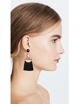 Hula Ii Earrings by Lizzie Fortunato