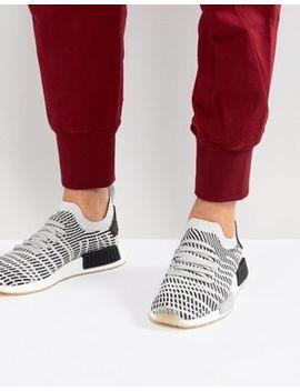 Adidas Originals Nmd R1 Stlt Sneakers In Gray Cq2387 by Adidas Originals