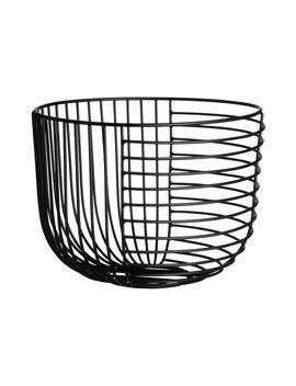Round Metal Wire Basket by H&M