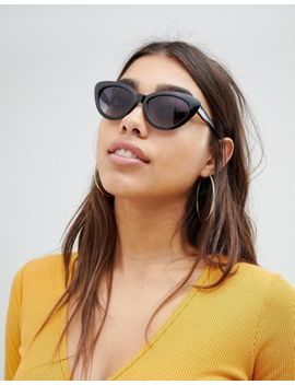 Missguided Cat Eye Sunglasses by Missguided