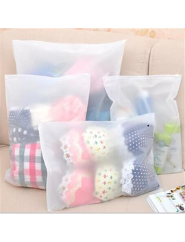 Practical Portable Storage Bags Travel Luggage Partition Storage Bags For Clothes And Underwear Packing Organizer Set by Yr Store
