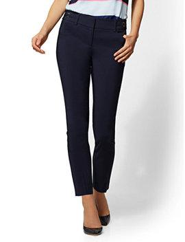 7th Avenue Pant   Slim Leg Ankle   All Season Stretch by New York & Company