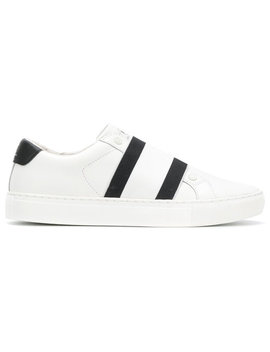 Elastic Strap Sneakers by Moa Master Of Arts