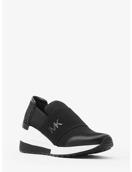 Felix Scuba And Mesh Sneaker by Michael Michael Kors