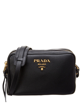 Prada Leather Shoulder Bag by Prada