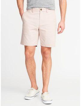 "Slim Built In Flex Ultimate Shorts For Men (8"") by Old Navy"