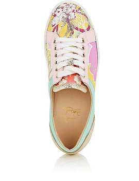 Flamingirl Sneakers by Christian Louboutin