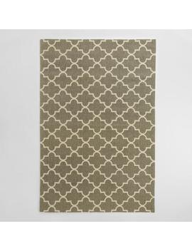 Gray Moroccan Jute Boucle Emy Area Rug by World Market