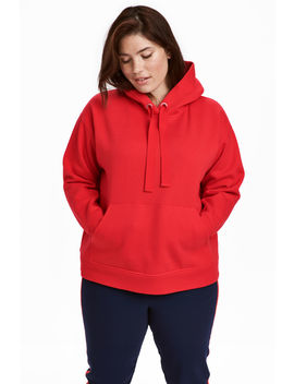 H&Amp;M+ Hooded Sweatshirt by H&M