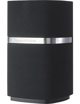 """3"""" Computer Speakers (Pair)   Black by Bowers & Wilkins"""