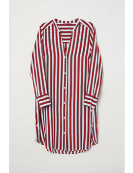 H&Amp;M+ Striped Tunic by H&M