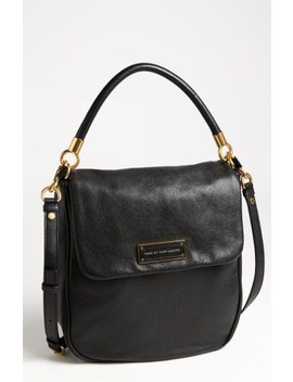 Marc By Marc Jacobs 'too Hot To Handle   Laetitia' Leather Hobo by Marc Jacobs