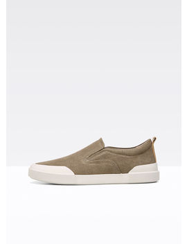 Vernon Canvas Sneakers by Vince