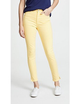 The Charlie High Rise Skinny Ankle Jeans by Joe's Jeans