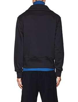 Fuller Cotton Half Zip Sweatshirt by Acne Studios