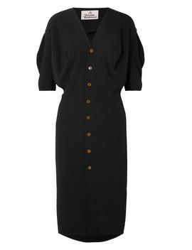 Wilma Crepe Dress by Vivienne Westwood