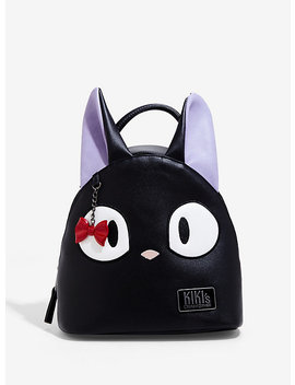 Studio Ghibli Kiki's Delivery Service Jiji Mini Backpack by Hot Topic