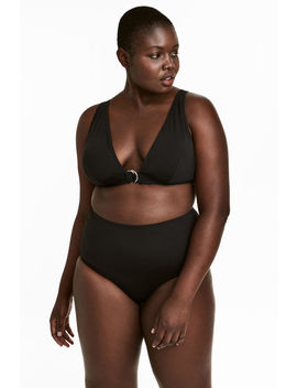 H&Amp;M+ Shaping Bikini Bottoms by H&M