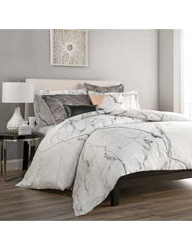 Carrara Duvet Cover Set by Bed Bath And Beyond