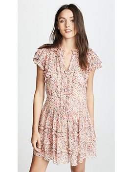Margo Floral Dress by Rebecca Taylor