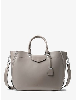 Blakely Leather Tote by Michael Michael Kors