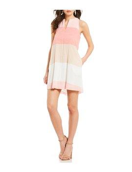 Cremieux Lenny Stripe Dress by Cremieux