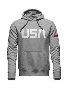 Men's Ic Logo Pullover Hoodie by The North Face