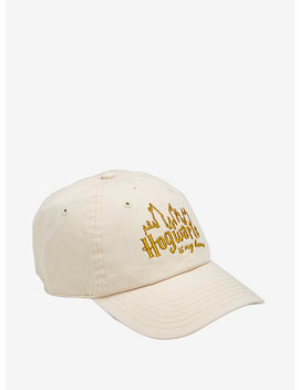 Harry Potter Hogwarts Is My Home Dad Cap by Hot Topic