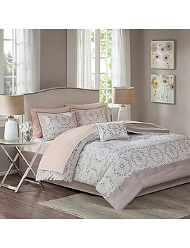 Madison Park Voss Comforter Set by Bed Bath And Beyond