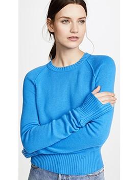 Shrunken Cashmere Sweater by Helmut Lang