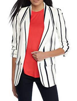 1 Stripe Blazer by Madison