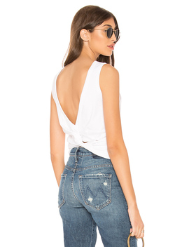 Twisted Back Tank by Levi's