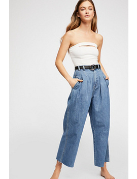 Denim River Winds Pant by Free People