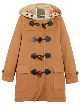 The Mersey Duffle Coat by Burberry