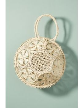 Spring Basket Bag by Anthropologie