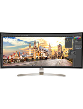 "38 Uc99 W 38"" 21:9 Wqhd+ Curved Ips Monitor by Lg"