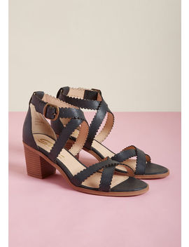 Amorous Asset Block Heel Sandal Amorous Asset Block Heel Sandal by Modcloth