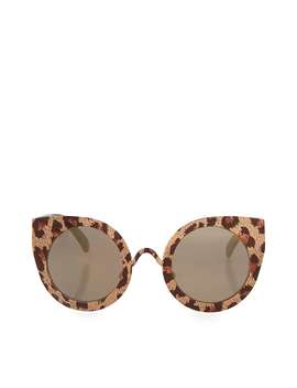 Marvis Metal Cateye Sunglasses by Topshop