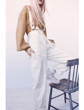 Jay Suspender Trousers by Free People