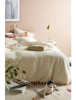 Arienne Duvet Cover by Anthropologie