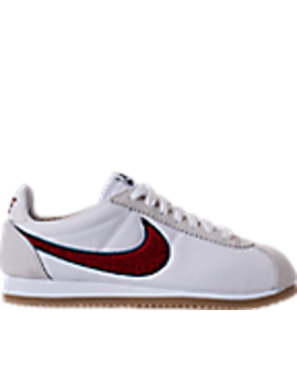 Women's Nike Classic Cortez Premium Casual Shoes by Nike
