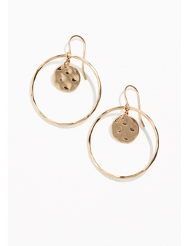 Hoop &Amp; Disc Earrings by & Other Stories